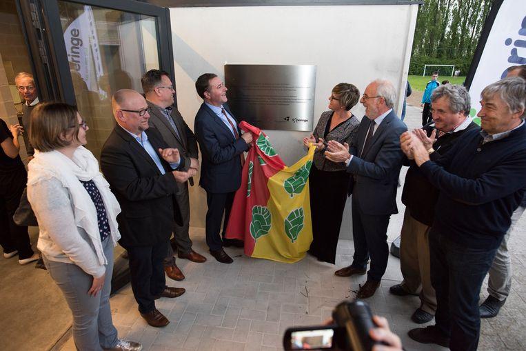OC De Bollaard opende officieel in april 2018.
