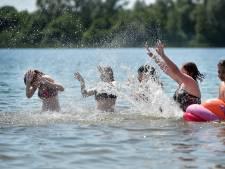 Poepbacterie in recreatieplas De Groene Heuvels: zwemmen is onverstandig
