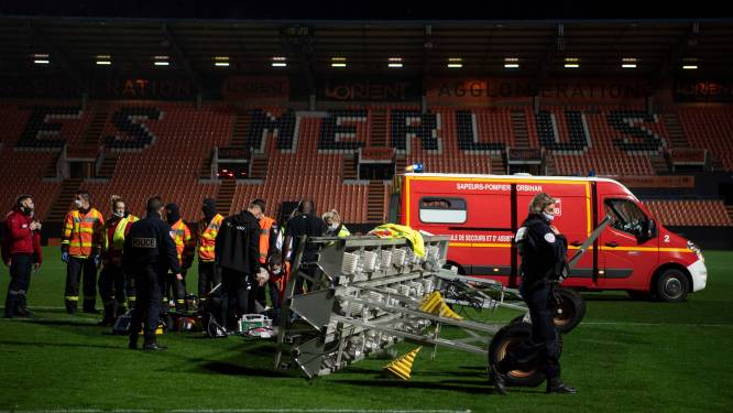 Intriest ongeluk in Lorient: greenkeeper (38) overlijdt nadat hij terreinverwarmer op zich krijgt
