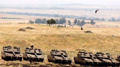 Gespannen situatie in het zuiden van Syrië: discussie over veiligheidszone