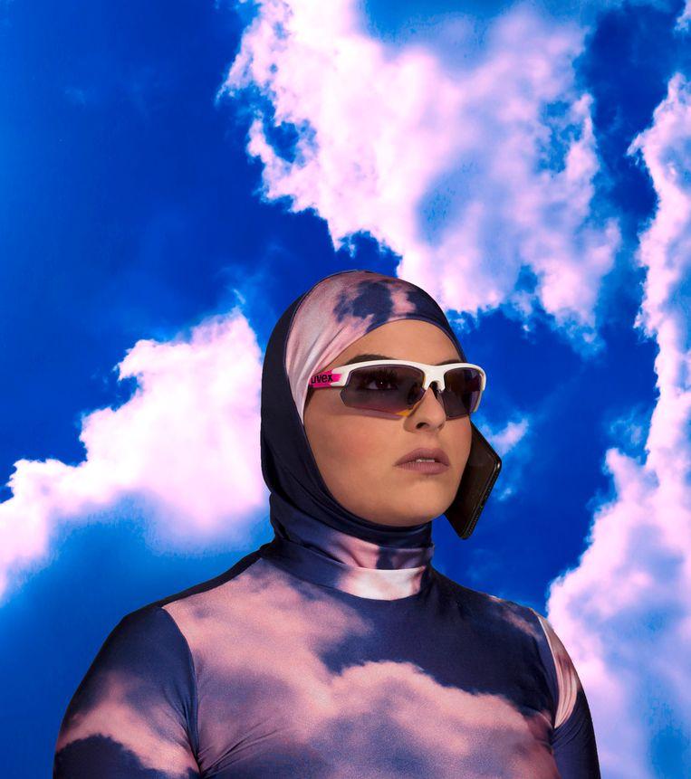 Perrine Philomeen, Hijab in Transition, 2018. Beeld Perrine Philomeen