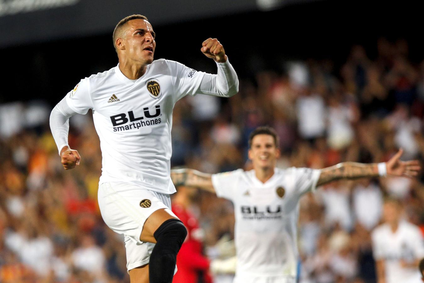 Wordt Rodrigo de nieuwe spits van Real?