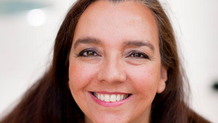 GroenLinks-politica Isabelle Diks. Beeld Groenlinks.nl