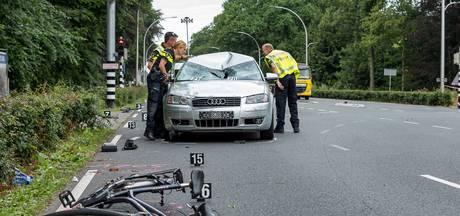 Oosterhouter (23) nog vast na ernstige aanrijding met fietsers Tilburg