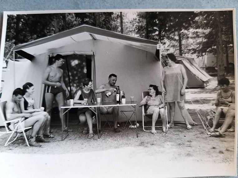 Op de camping met de Sprieten en de Strubbes