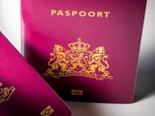 Streep door gratis bezorging in Molenlanden, paspoort in de brievenbus blijft 5 euro kosten