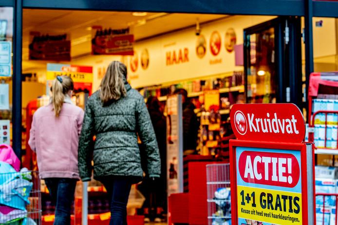 Foto van een Kruitvat, ter illustratie.