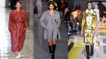 Deze draagbare trends moet je onthouden van de modeweek in Milaan