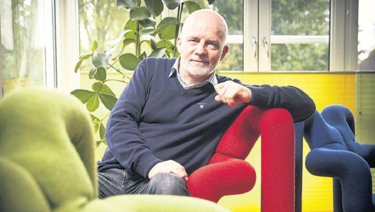Alfred Kleinknecht: 'Ik was blij dat ik naar Delft kon. Ingenieurs zijn niet zo ideologisch.' Beeld Phil Nijhuis