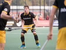 Hockeyers Den Bosch onderuit tegen slimmer Amsterdam