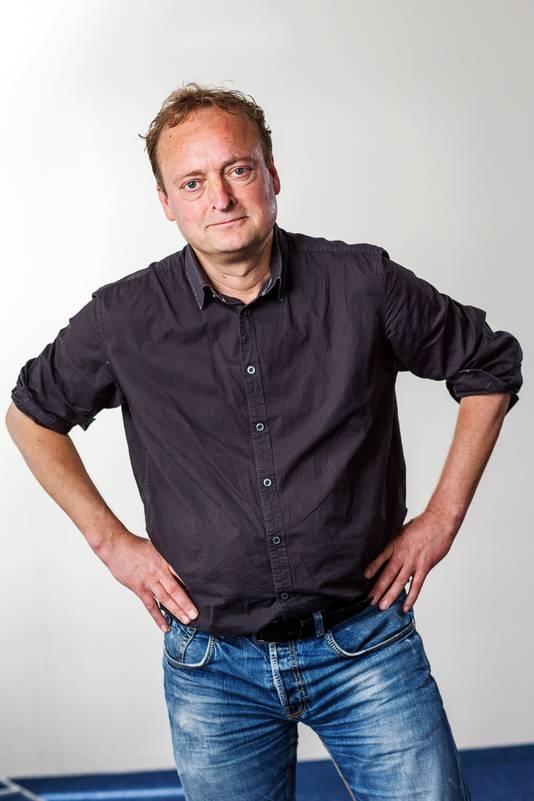 Hans-Paul Andriessen, verslaggever AD Groene Hart.