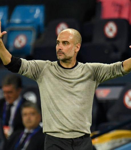 Guardiola waakzaam voor duel met Lyon: 'Fouten worden afgestraft'