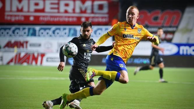 """Christian Brüls (STVV): """"Lekker spelen in rug van Mboyo en Suzuki"""""""