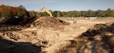 Nijmeegse Goffertpark vol resten Tweede Wereldoorlog; weide wordt afgegraven