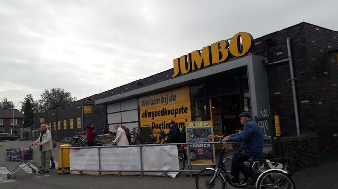 De Jumbo aan de Kennedylaan in Doetinchem.