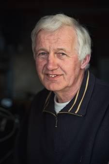 Even stil voor overleden 'super-vrijwilliger' Jan van Oostrum