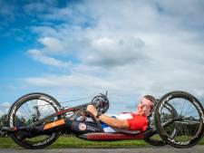 Kersverse Sallandse NK-winnaar handbiken richt zijn vizier op Olympische Spelen