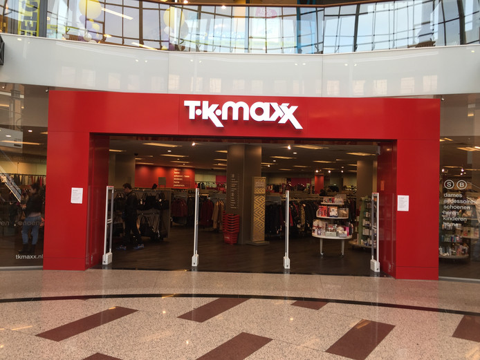 TK Maxx in Eindhoven