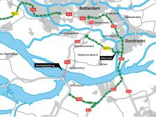 Haringvlietbrug een aantal nachten dicht