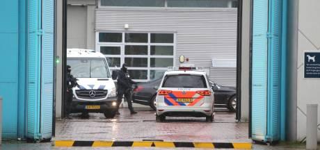 Brand in cel op psychiatrische afdeling gevangenis Vught