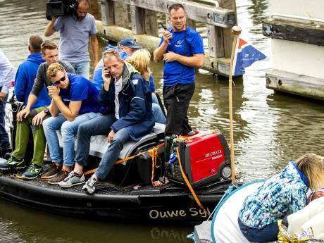 Arts uit Hattem staakte zwemtocht Van der Weijden: 'Emotie kwam pas na de beslissing'