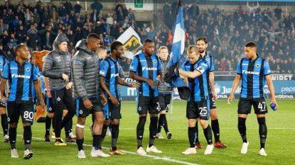 Toen kon het wél: Vormer plant na Brugse derby en 4-0 in heenronde blauw-zwarte vlag op middenstip