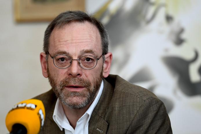 Peter De Roover.