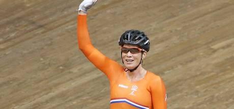 Tweede gouden plak voor Kirsten Wild in Minsk