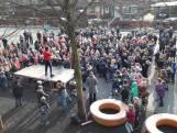 Jong en oud gooit in Oisterwijk en Moergestel met een heukelommetje de spieren los
