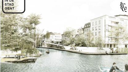 """Waterbus op komst in Gent? """"Zou moeten, al is er nog weinig concreet"""""""