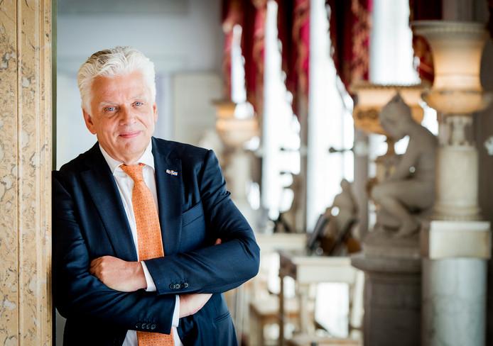 Het Ben Oude NijHuis was een initiatief van Omroep MAX-directeur Jan Slagter.
