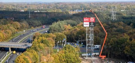 Burger King in Harderwijk opent komende dinsdag de deuren