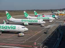 Transavia gaat vanaf 18 juni weer vliegen vanaf Eindhoven Airport, maar doet dat stapsgewijs