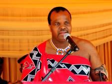 Koning Swaziland trouwt voor 15de keer