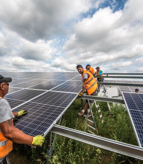 Aanleg groot zonnepark bij Farm Frites gaat gewoon door
