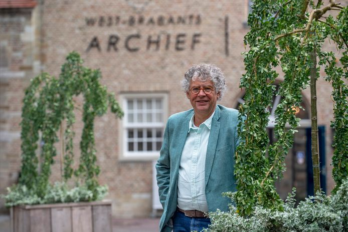 Wim Reijnders neemt deze week afscheid van het West-Brabants Archief.