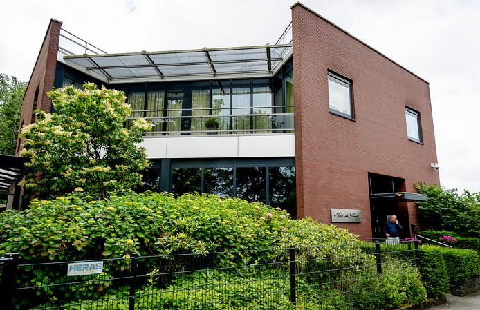 Restaurant Aan de Poel.