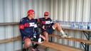 Sander Spoolder (l) en Koen Molenaar