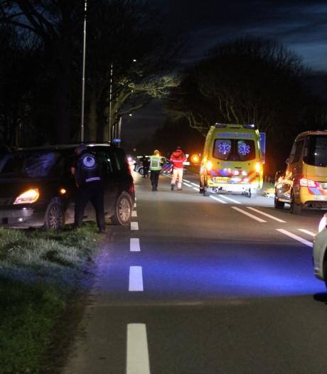 Politie zoekt getuigen van zwaar ongeluk met voetganger op N228 bij Montfoort