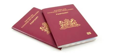 Je paspoort op de deurmat