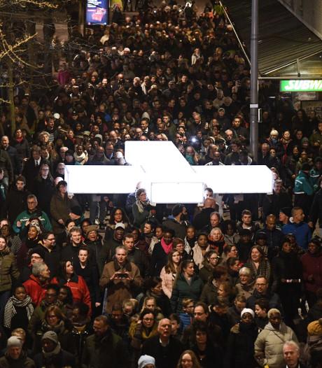 Processie van The Passion in Dordrecht is helemaal vol
