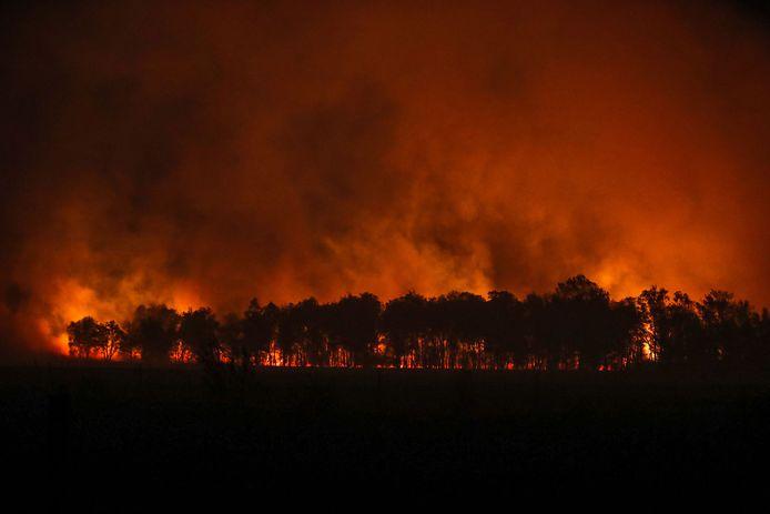 Inferno in de Deurnsche Peel.