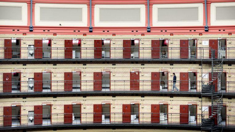De Koepelgevangenis in Breda. Beeld anp