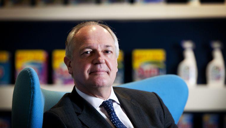 Unilever-topman Paul Polman. Beeld anp