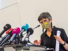 """Gouverneur Cathy Berx waarschuwt: """"Horeca open tot 1 uur is een bijsturing, géén versoepeling"""""""