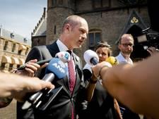 ChristenUnie-leider Segers wacht op uitnodiging van 'motorblok'