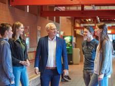 Eindexamenleerlingen niet eens met alcoholverbod op Udens College: 'Zo wordt feest veel minder leuk'
