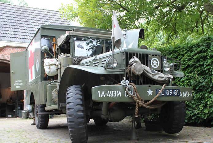 Bevrijding Hooge Mierde wordt op zondag 19 mei nagespeeld.