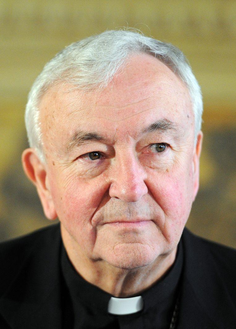Aartsbisschop Vincent Nichols.