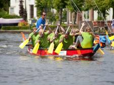 Drakenbootrace voor goede doel op 14 september in Woerden